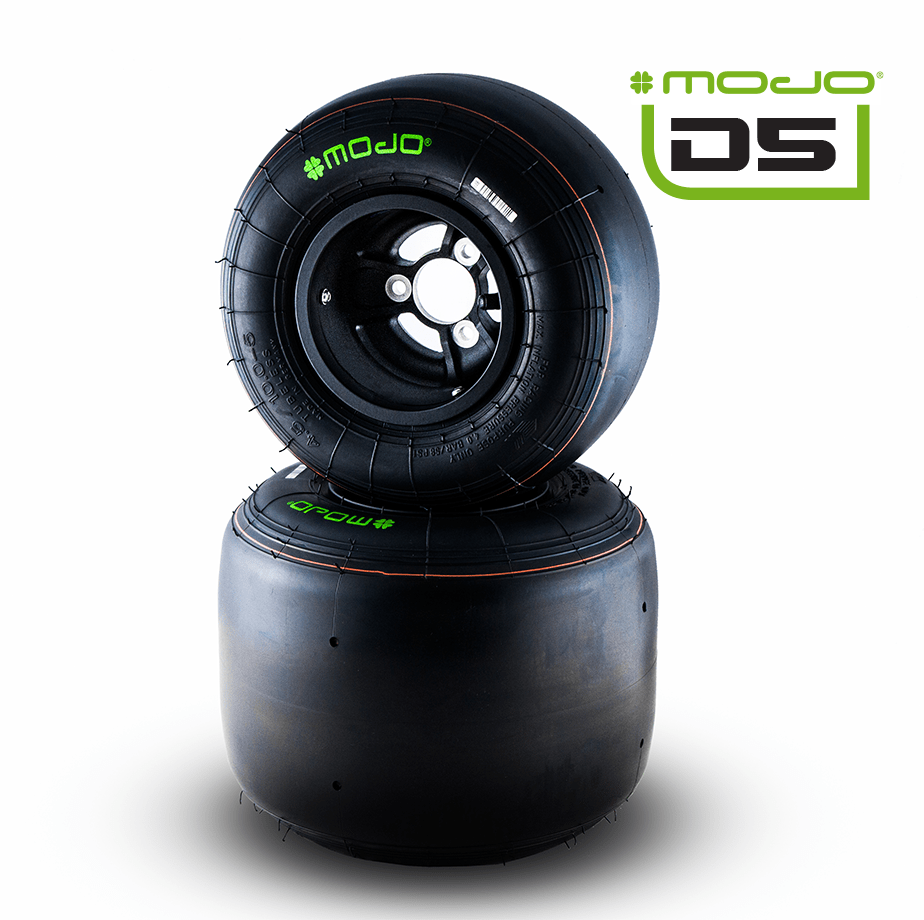 Mojo D5 Tyre Set